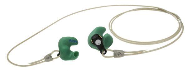 Phonak Serenity SP - passiver Gehörschutz mit weissem Filter und Kordel