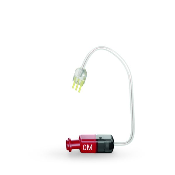 Hörgeräte Ersatz-Lautsprecher SDS M Hörer 4.0 - Länge 0 - rechts
