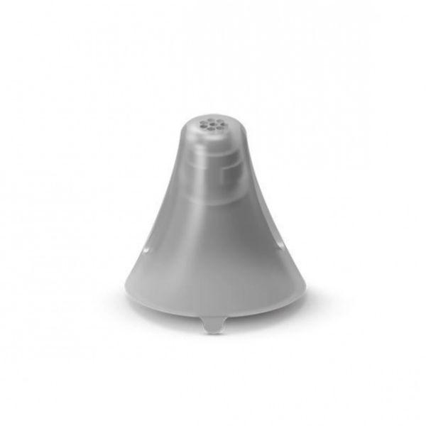 Signia Click Sleeves 2.0 – Grösse XS offen - Unifit Silikon-Ohrstücke für Signia Hörgeräte