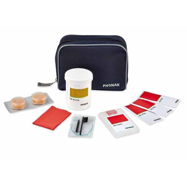 Phonak C&C Kit2 Pflegeset zur Reinigung und Desinfektions von RIC und IdO-Hörgeräten