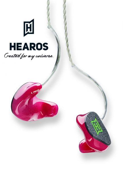 HEAROS PRO III In Ears for me