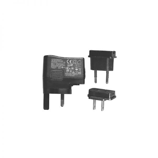Phonak Netzteil ohne USB Kabel 5V/1A US/EU für Schweizer 230 Volt Stecker
