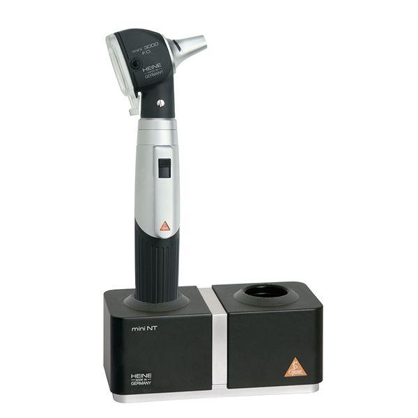 Heine mini NT Tisch-Ladegerät ✓ Umrüstsatz für zwei Heine mini 3000 Otoskope auf wiederaufladbare Akku-Batterie ✓ Jetzt im Shop bestellen
