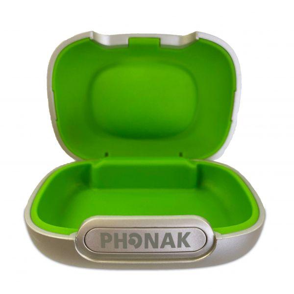 Phonak Hardcase Klein - Hörgeräte Etui Grösse S – Small