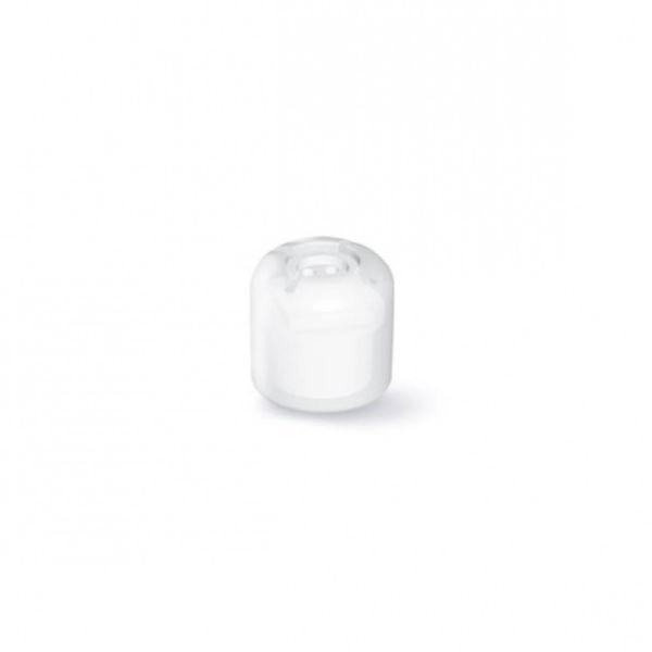 Signia Click Dome - Grösse 4 mm offen - Silikon-Schirme für Signia Silk, Pure & Styletto Hörgeräte