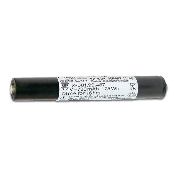 Heine 2Z Ladebatterie 2.5 V NIMH für HEINE mini 3000 Otoskop oder mini 3000 Leuchtstab
