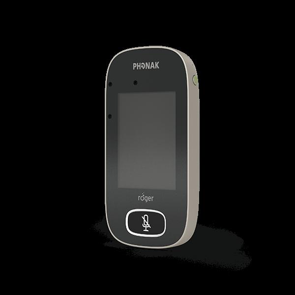 Phonak Roger Touchscreen Mic für das Klassenzimmer - Lehrer Mikrofon Sendet Sprache zu Hörgeräte-Roger-Empfänger von Schülern