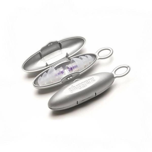 Pluggerz Uni-Fit Aufbewahrungsbox für UniFit Gehörschutz als Schlüsselangänger