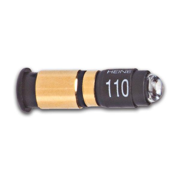 Heine XHL Xenon Halogen Ersatzlampe #110 für mini 3000 Otoskop