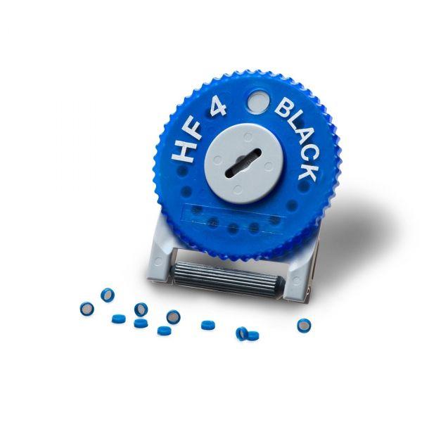 HF4 Cerumenschutz Filter Black blau