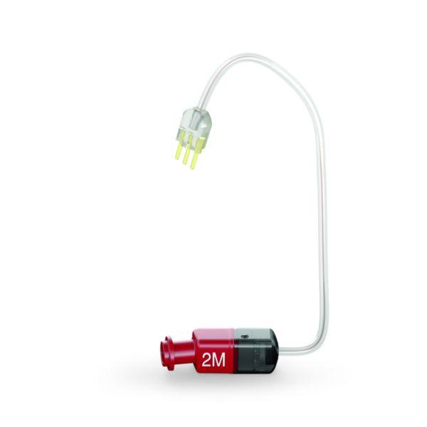 Hörgeräte Ersatz-Lautsprecher SDS M Hörer 4.0 - Länge 2 - rechts