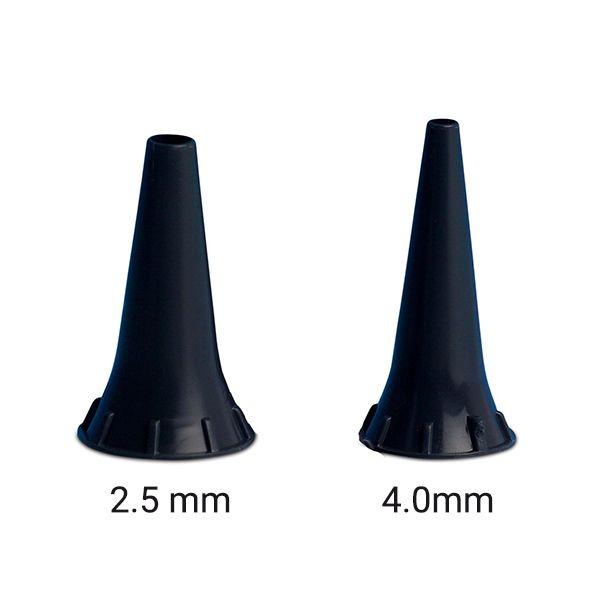 Otoskoptrichter Heine 4,0 und 2,5mm Einweg
