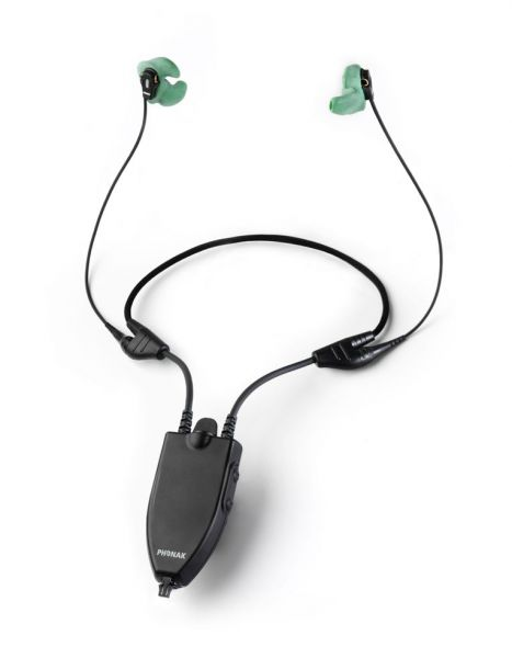 Phonak Serenity DP+ - elektronisch- aktiver Gehörschutz