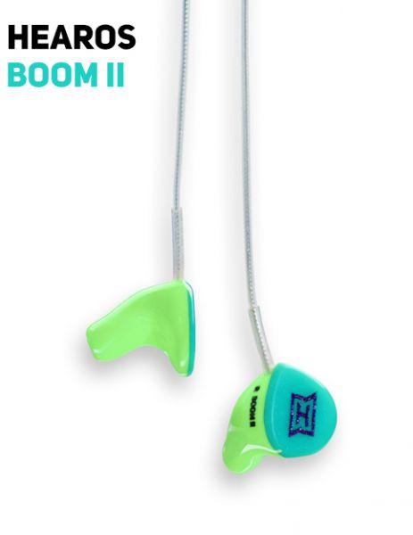 HEAROS BOOM II In Ears